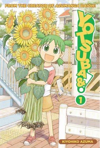 Yotsubato 1 Cover.jpg