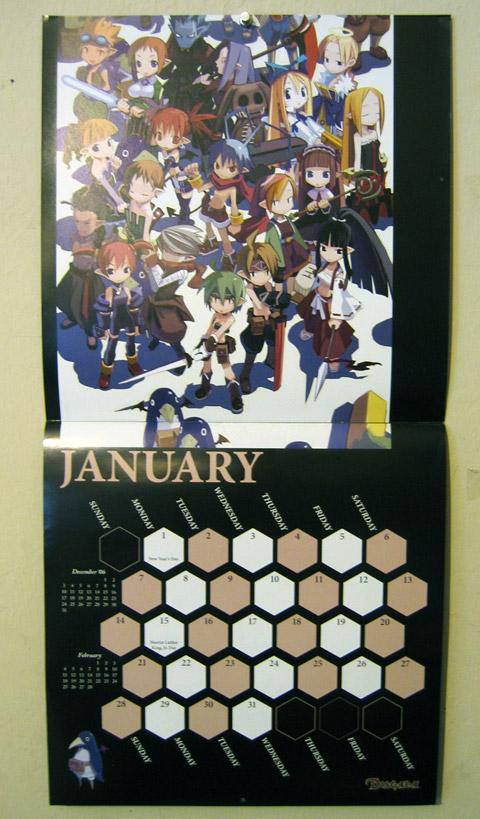 Disgaea January.jpg