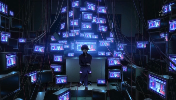 Angel Beats 12: The Matrix!?
